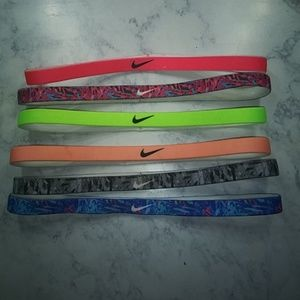 Nike Printed Headbands 6-pk